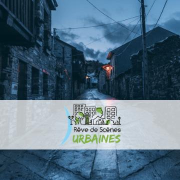 Rêve de scènes urbaines