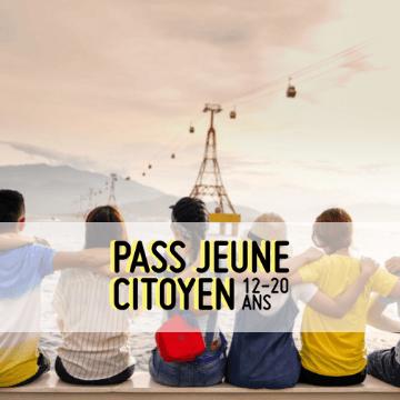 Pass Jeune citoyen